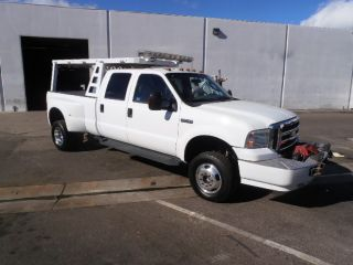 2007 Ford F350 Lariat 4x4 Crew Cab photo