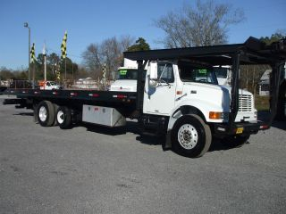 1998 International 4900 photo