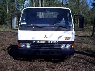 1988 Mitsubishi Fuso Fe Turbo photo
