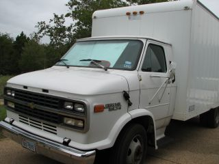 1993 Chevrolet Hd30 photo