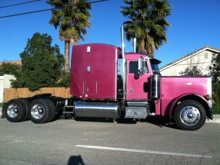 1999 Peterbilt 379 Ext Hood photo