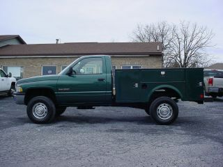 2001 Dodge Ram 2500 4x4 photo