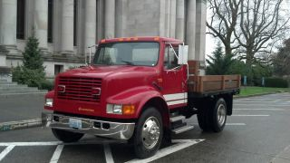 1992 International 4600 photo
