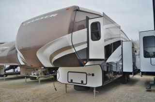 2012 Crossroads Cruiser 345rf photo