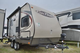 2013 Cruiser Rv Fun Finder 189fbs photo