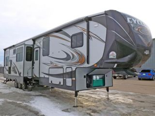 2013 Heartland Cyclone Toy Hauler W/ Deck,  Generator Cyclone Cy4000 Electric Bunks,  3slides $387/ Month photo