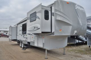 2013 Forest River Cedar Creek Silverback 35fl photo