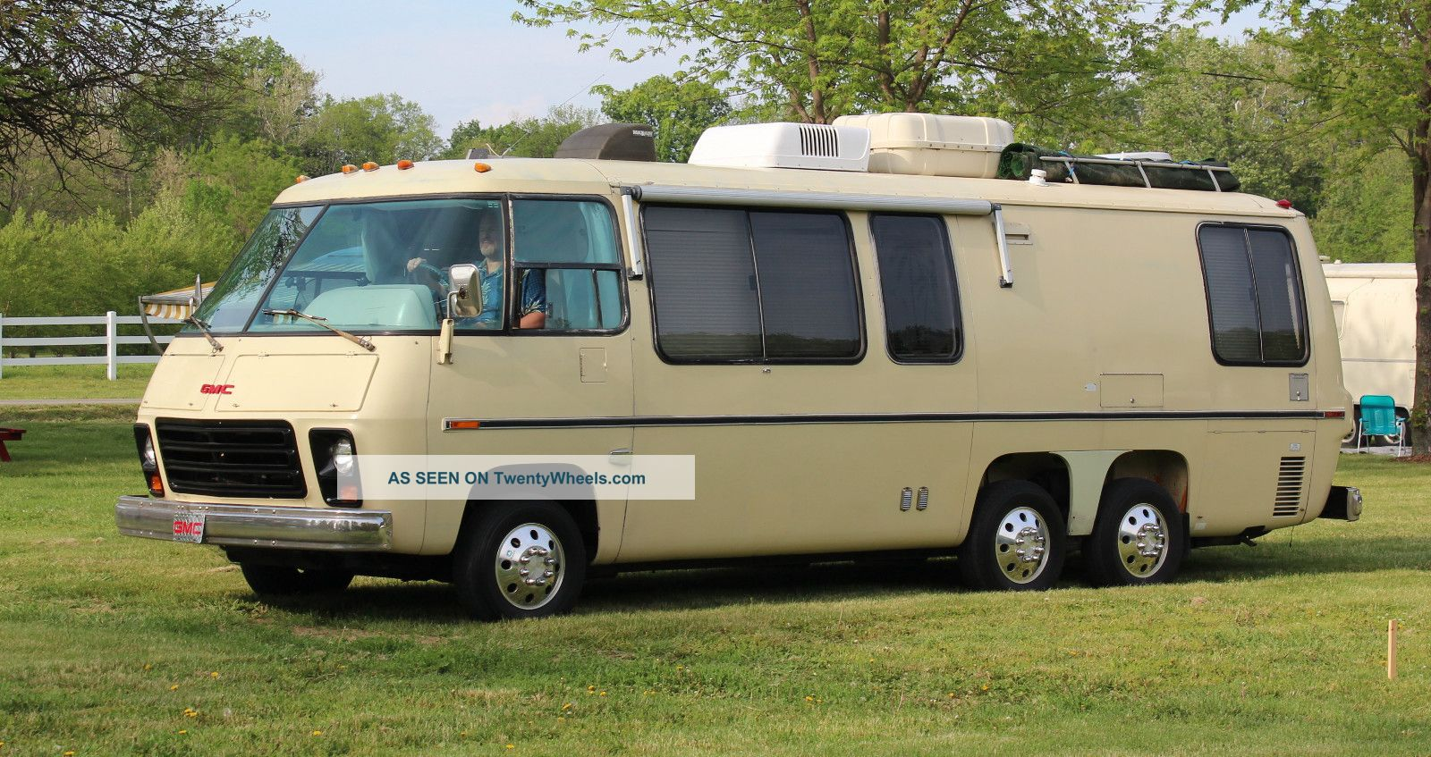 1976 Gmc Eleganza Ii Class A RVs photo