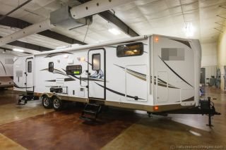 2013 Bunkhouse Travel Trailer 30wtbsk photo