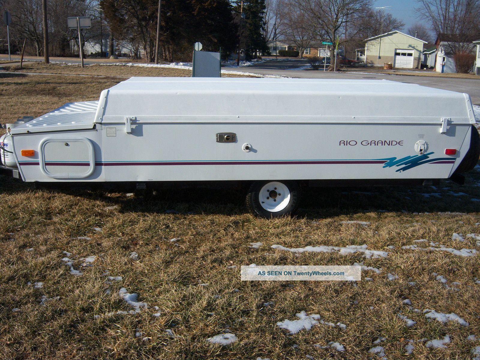 coleman trailers lookup beforebuying pop up camper 1995 coleman rio grande