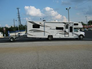 2008 Georgie Boy Maverick 315ss photo