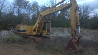 1978 Caterpillar Excavator Model 235 photo