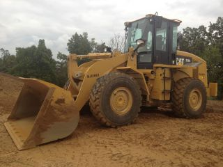 2011 Caterpillar 938 H Wheel Loader Gp Bucket photo