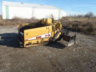 Leeboy 8500 Asphalt Paver photo