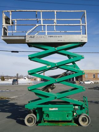 2005 Jlg 2630es Scissorlift Scissor Lift Manlift Platform Aerial Skyjack photo