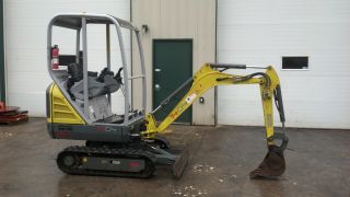 Wacker Neuson 1404 Mini Excavator photo