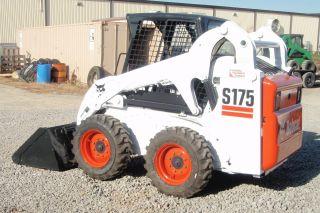 Bobcat S175 Skid Steer Loader 5252191174 photo