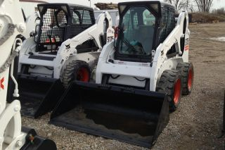 Bobcat S175 Skid Steer Loader - Cab W/ Heat 525216513 photo