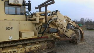 2004 Tesmec 900 Slo - Dg Chain Type Rock Trencher photo