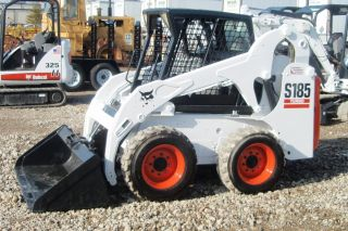 Bobcat S185 Skid Steer Loader 525017050 photo