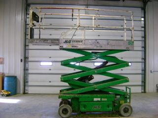 2006 Jlg 2030es Electric Scissor Lift Platform Scissorlift Genie Skyjack photo