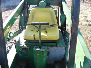 John Deere Model 70 Skid Steer photo