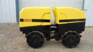2006 Wacker Rt Trench Roller Hours 36 photo