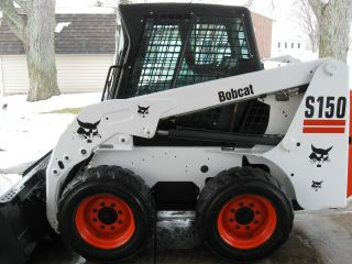 S150 Bobcat Skid Steer Loader 2005 photo