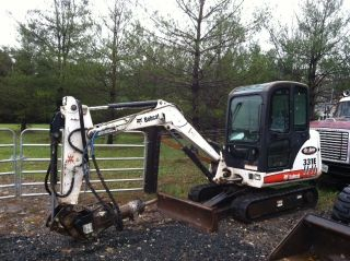 Bobcat. .  Excellent Machine, ,  Mini Excavator,  1150 Hours,  Like photo