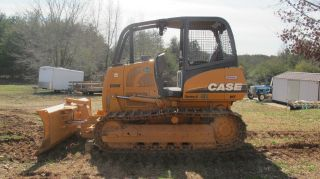 2006 Case 650k Wt Series 2 - Only 264 Hours photo