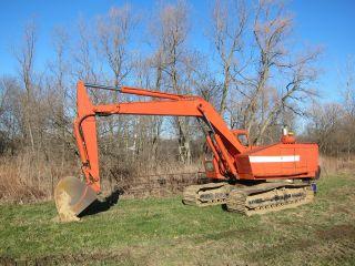Bantam 266c Excavator photo