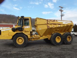 1998 Moxy Mt30s Articulating Off Road Dump Truck 6x6 Right Off Job Completion photo