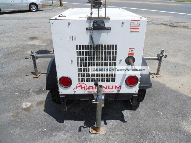 Light Generator Generator Highway Lights