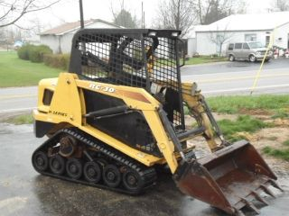 Asv Rc30 Skidsteer Track Loader photo