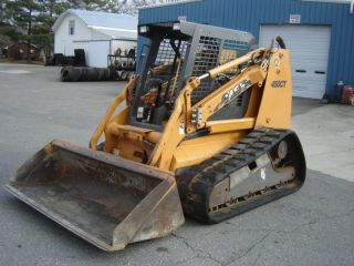 2007 Case 450ct 88hp 2 Speed Low Hours New Tracks Ready To Go photo