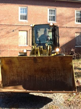 Caterpillar 924 Wheel Loader photo