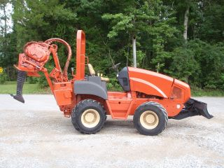 Construction Equipment Ditch Witch Rt55 Cable Plow photo