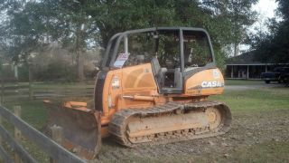 2005 Case 850k Bulldozer photo