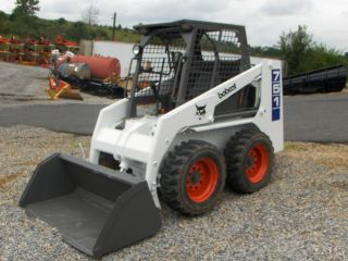 Bobcat 751 Skid Steer Loader.  Kubota Diesel photo