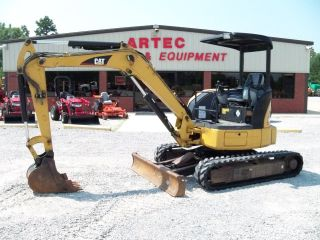 2007 Caterpillar 303.  5ccr - Cat Mini Excavator - Loader - Backhoe - New Tracks photo