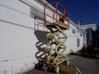 Jlg 2032 E2 Indoor Scissor Lift photo