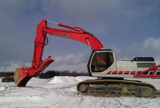 2006 Link Belt 330lx Hydraulic Excavator With Thumb photo