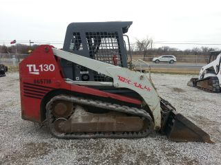 2006 Takeuchi Tl130 Skid Steer Loader photo