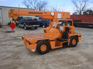 1996 Broderson Ic - 35 Carry Deck Crane photo