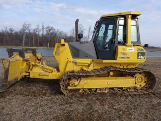 2004 D41e - 6 With Only 2400hrs Unit photo