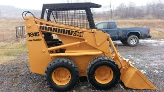 Case 1845 Skid Steer Loader photo