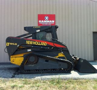 New Holland Lt 185 B Can Heat/ac 2 - Speed photo