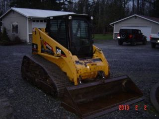 2003 Caterpillar 277 Track Skid Steer Cab Ex Tracks photo