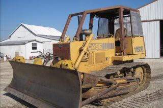 1993 Case 1150e - Dozer photo