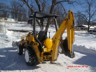 2006 Jcb Cx2 Mini Backhoe Loader Low Hours Good Condition Contruction Equip photo